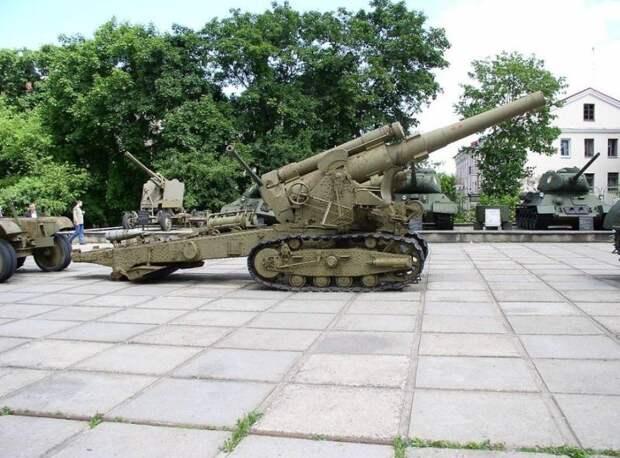 Самые дальнобойные советские орудия Великой Отечественной войны