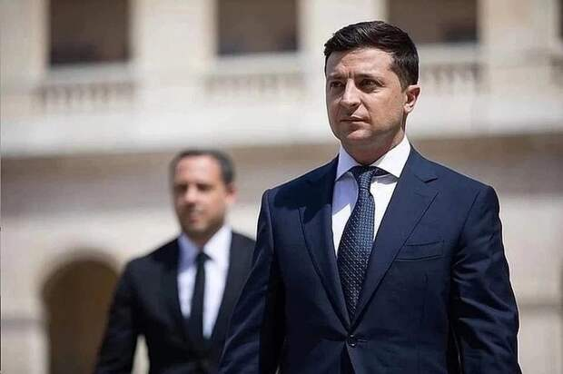 Зеленский в отношении Крыма: «Украина всегда начеку»