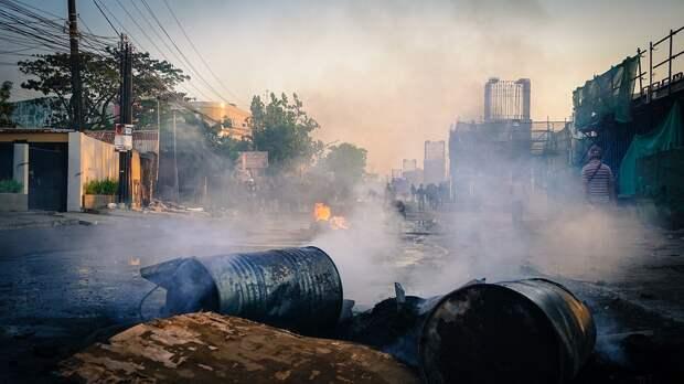 Более 100 противников новой власти убили военные Мьянмы за сутки