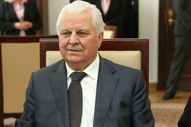 Кравчук заявил, что готов встретиться с Путиным и обсудить Донбасс