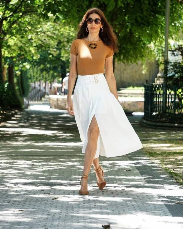 5 юбок, которые сделают силуэт стройнее, а образ статуснее и дороже