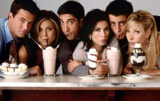 Джастин Бибер снялся в спец. выпуске сериала «Друзья». Новый эпизод культового сериала.