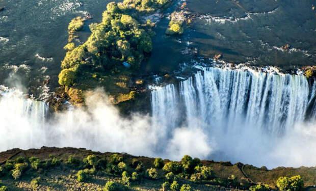 Больше 250 метров до дна. Самая глубокая река мира: Конго