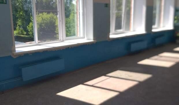 На замену окон в школах Завьяловского района выделено 13 млн рублей