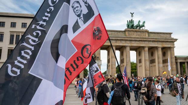 Берлин захлебнулся в протесте: Силовики беспомощны. Пока