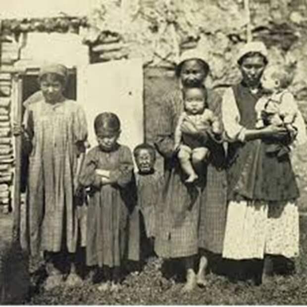 Якуты в начале ХХ века