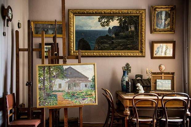 Музей-квартира А. Васнецова