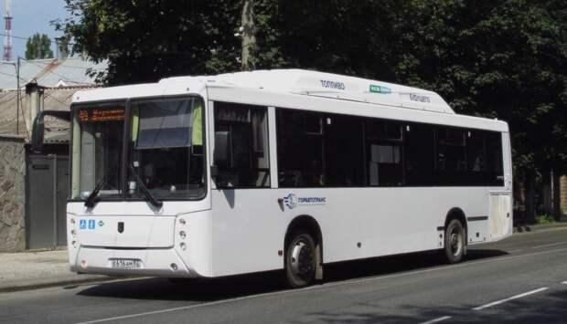 Ремонт разобранных на запчасти автобусов в Симферополе обойдется в 92 млн