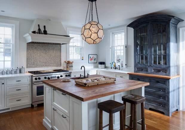 Буфеты для кухни: уютные идеи в стиле кантри, прованс и шебби-шик