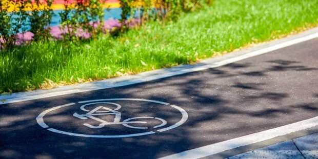 Велосипедистов и пешеходов на Большой Академической разделит буфер