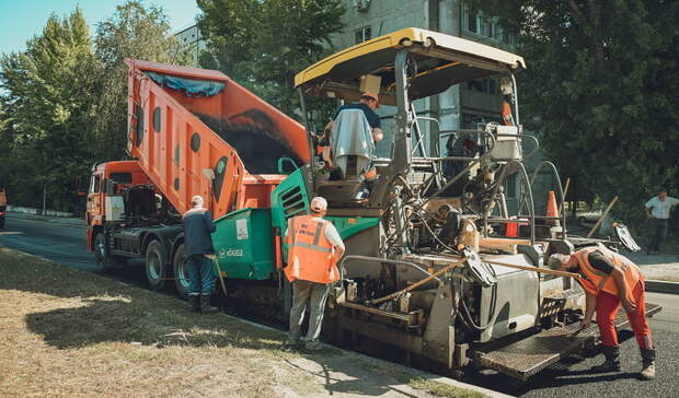 Ещё 5 улиц: дорожный ремонт добрался допригорода Владивостока