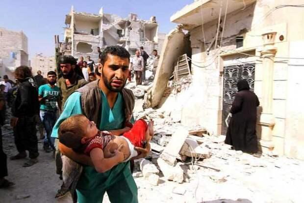 Сирийские демократические силы: русские грузят десятки трупов после нападения на Маликию