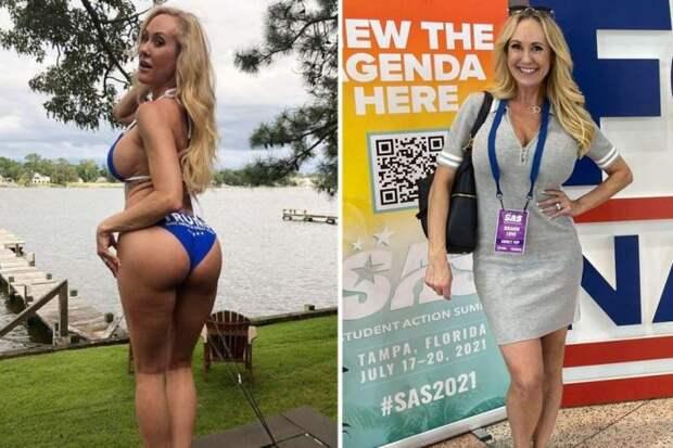Порнозвезду-консерваторшу не пустили на собрание республиканской партии