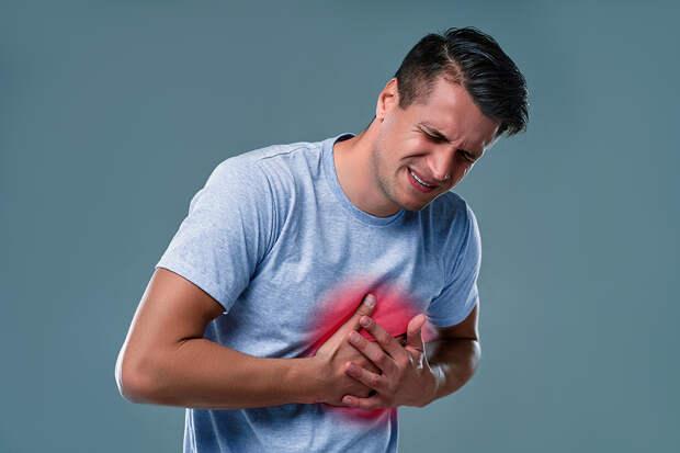 Врач назвал основные причины инфаркта в молодом возрасте