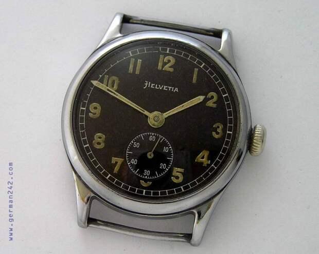 немецкие военные часы