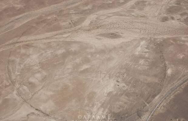 Новая археологическая загадка: Огромные каменные круги в Иордании