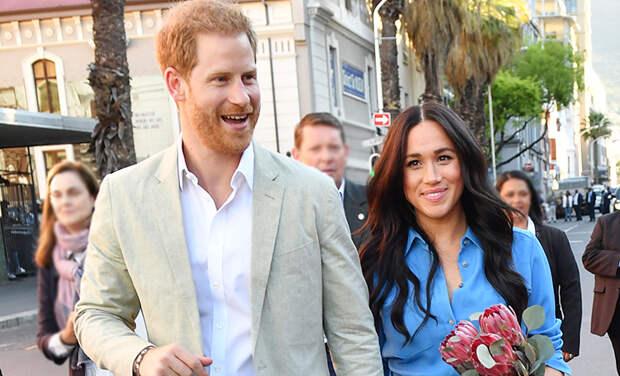 Стало известно, что принц Гарри подарил Меган Маркл на 39-летие и как они провели этот день