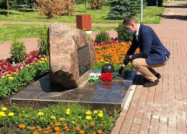 В Алтуфьеве почтили память погибших в годы Великой Отечественной войны