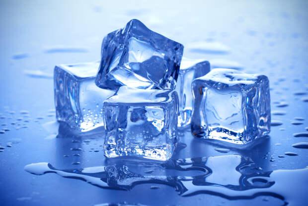 Химики России, США и Китая открыли новую форму льда