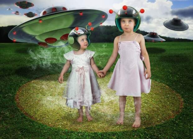 Мои безбашенные дочки