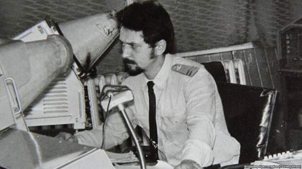 Владимир Христолюбов. 1990 год