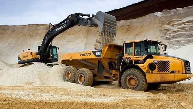 Более 20 млн куб м составляет дефицит полезных ископаемых в Подмосковье