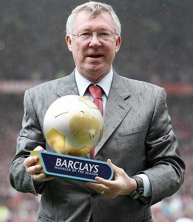 070 Алекс Фергюсон: Самый титулованный тренер Манчестер Юнайтед