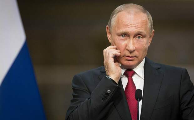 Владимир Путин. Фото из открытых источников