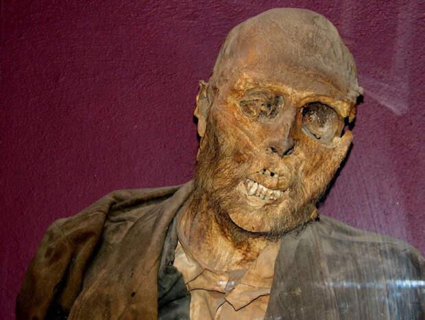Музей мумий, Гуанахуато, Мексика
