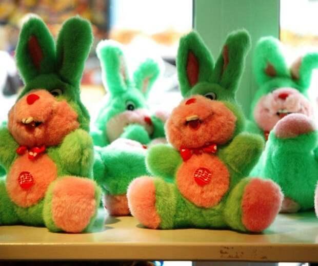 Музей кроликов, Альтадена, США