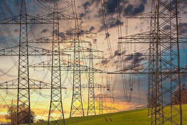 Россию обвинили в дефиците электроэнергии на Украине
