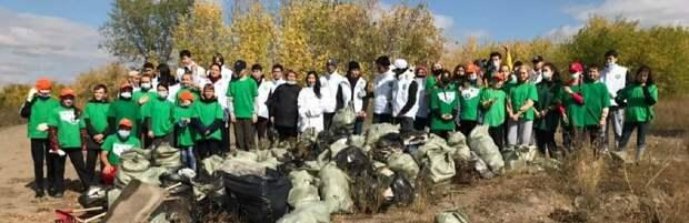 В Темиртау прошёл «День чистоты»