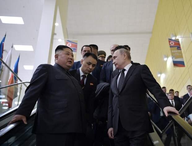 Саммит Путин – Ким и мантра о международном праве