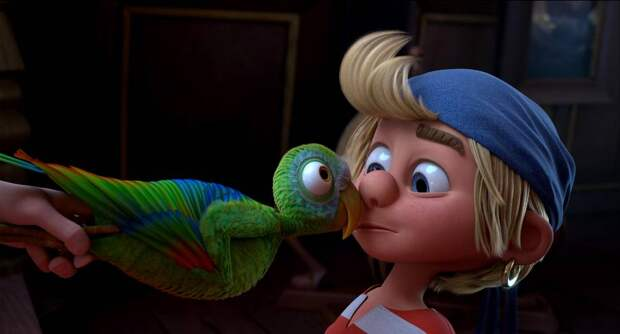 «Пираты Карибского моря» для самых маленьких: трейлер мультфильма «Капитан Саблезуб и Волшебный бриллиант»