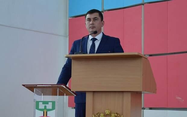 В должность главы Щербиновского района вступил Алексей Беликов