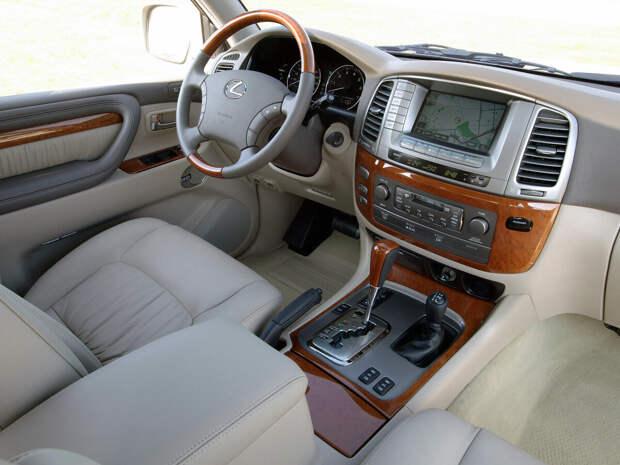 Lexus LX-470