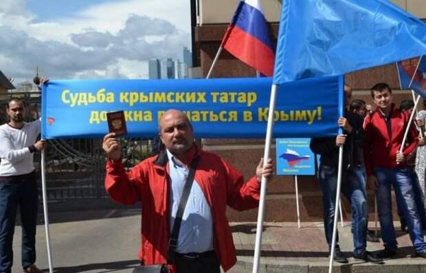 Найти в Крыму «обиженных Путиным» татар оказалось совсем не просто