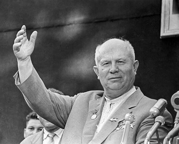 Никита Хрущёв: жизнь после власти