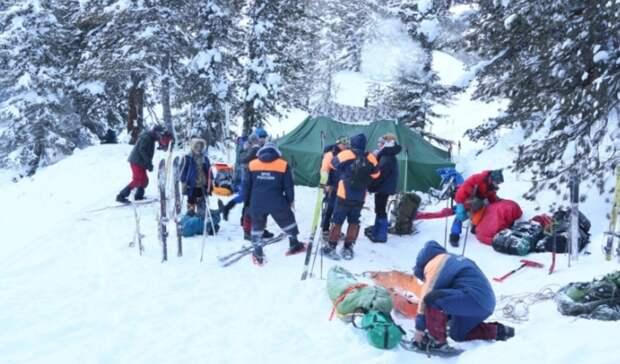 Стали известны подробности гибели уральской туристки в горах Красноярска