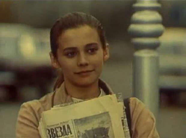"Кадр из фильма ""Моя улица"" (1970 год) // Фото: m.kino-teatr.ru"