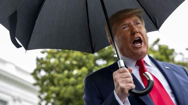 Трамп обрушился с критикой на американские телеканалы
