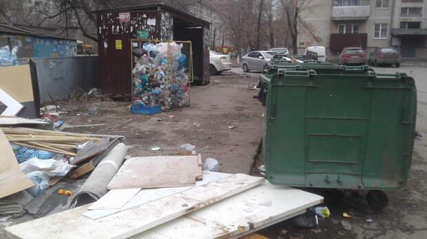 Деньги на мусор: на обновление контейнерных площадок в Ростове направят 23 млн