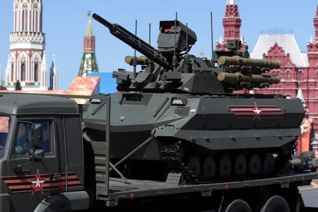 Роботы «Уран» на службе российской армии