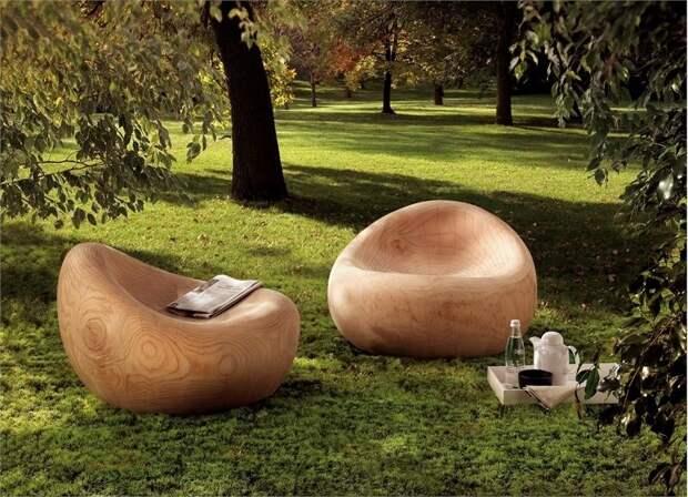 Деревянная мебель для дома и дачи