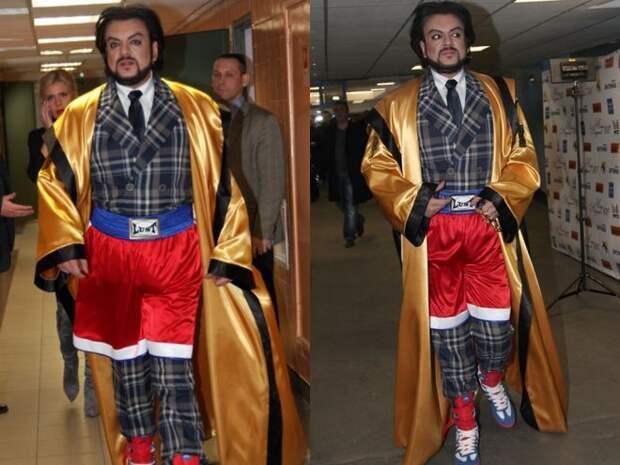 20 нелепых нарядов, которые носит Филипп Киркоров, а стыдно за них нам