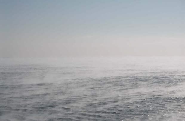 Чёрное море: может ли оно «закипеть»