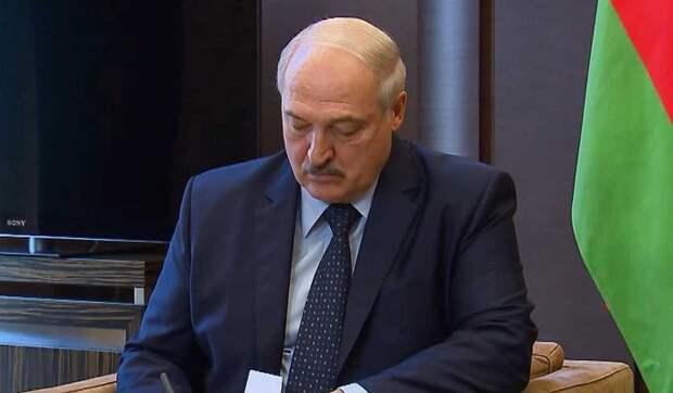 Путин в Сочи потребовал от Лукашенко досрочной отставки – эксперт