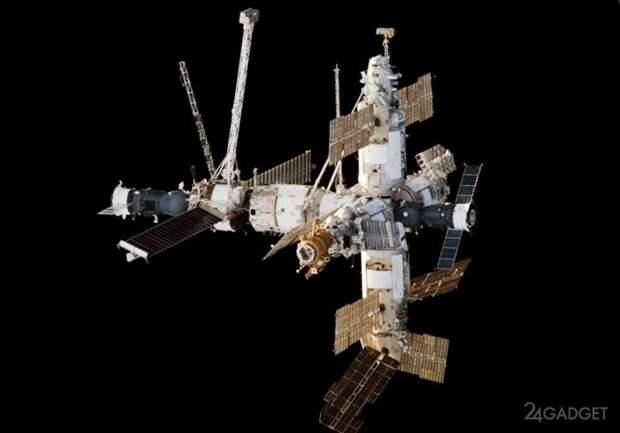 В 2028 году Россия построит космическую станцию больше, чем Мир
