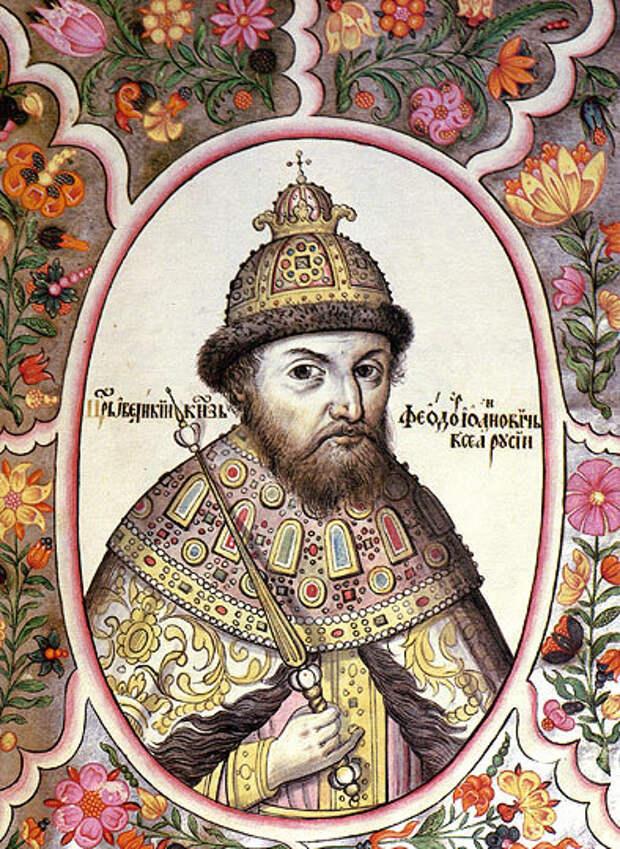 Первая единоличная царица всея Руси