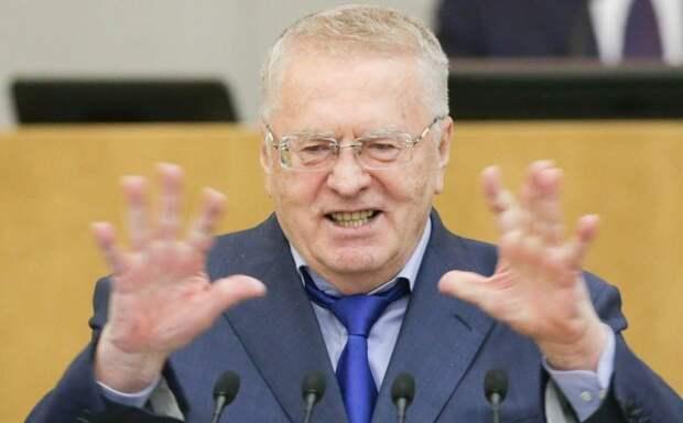Жириновский призвал сдать партийные билеты
